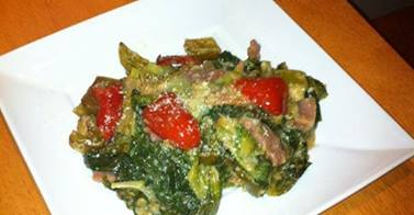 Recipe: Utica Italian Greens