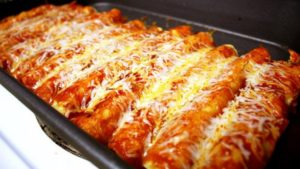 Mexican Made Easy: Homemade Enchiladas