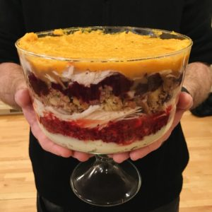 7 Layer Thanksgiving Dip