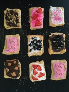 EASY Homemade Pop-Tarts