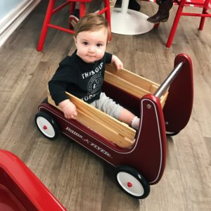 Radio Flyer's 100th Anniversary Celebration!