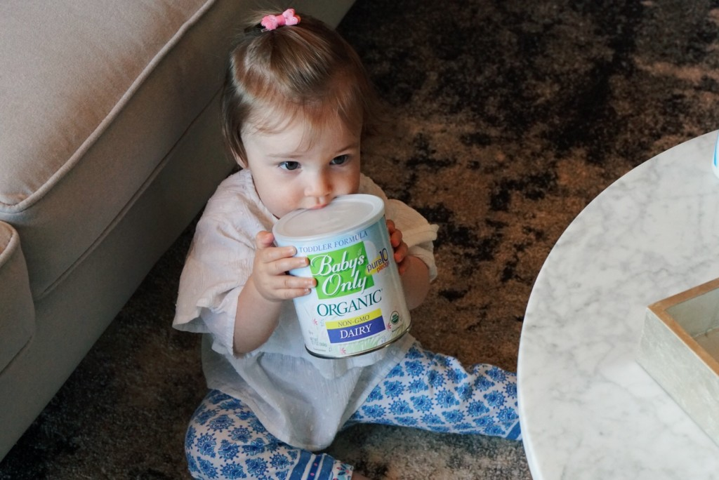 Why I Chose Baby S Only Organic Formula By Nature S One