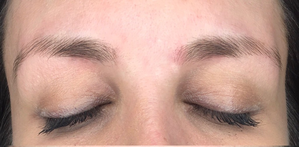 Midwest Microblading Before