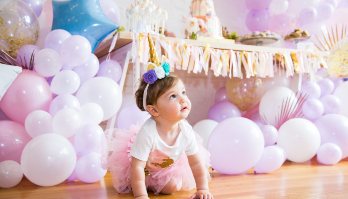 Elia's First Birthday Party – A Unicorn Wonderland