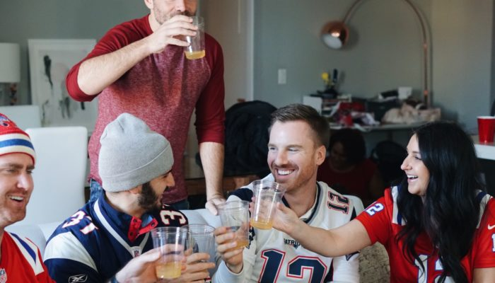 5 Things you Need to Throw an Awesome Football Sunday Party