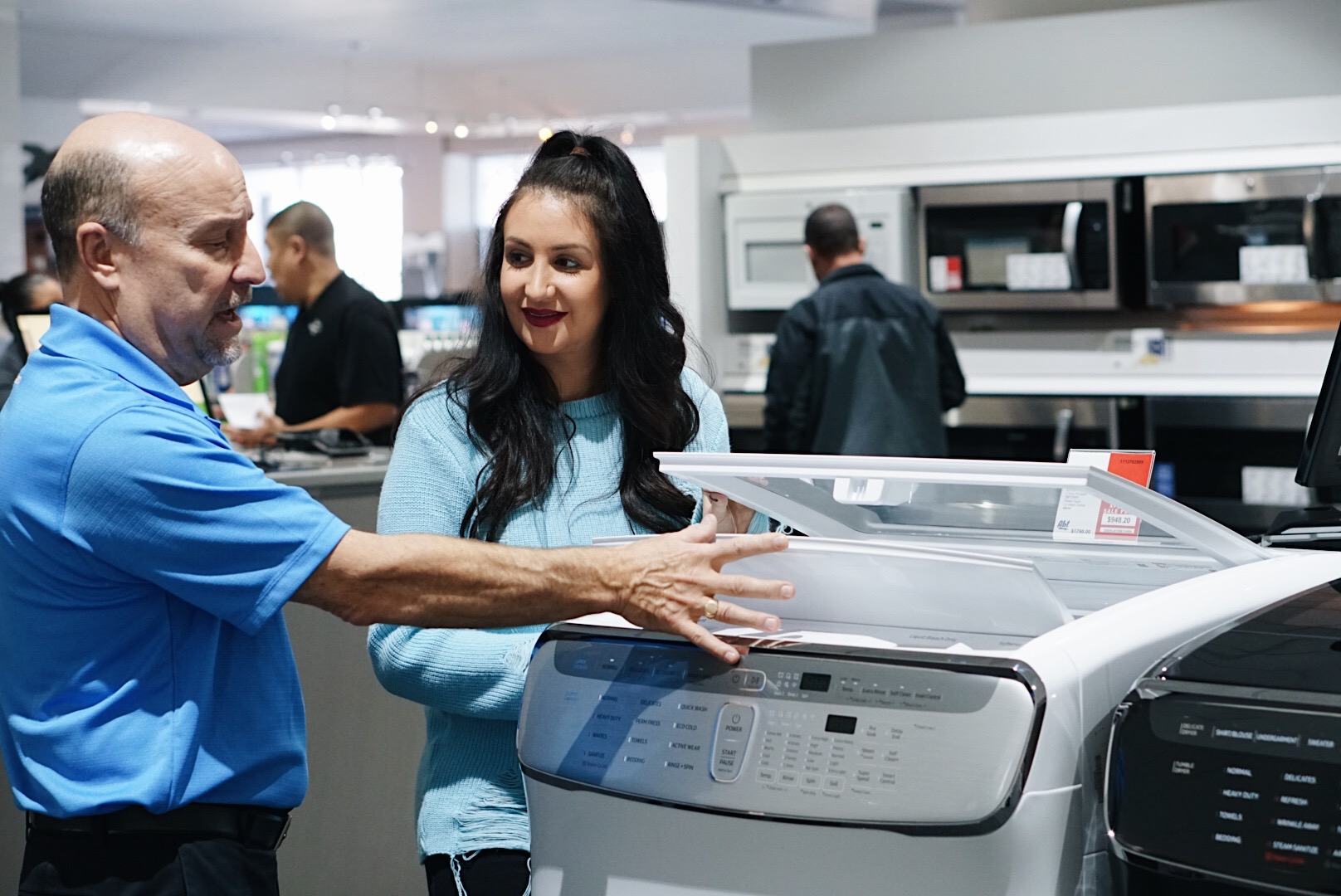 Revamp Laundry With Samsung FlexWash And FlexDry From Abt - Abt samsung